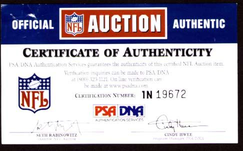 2005 Drew Brees San Diego Chargers Game-Used Jersey PSA/DNA