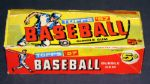 1957 Topps Baseball 5 Cent Display Box