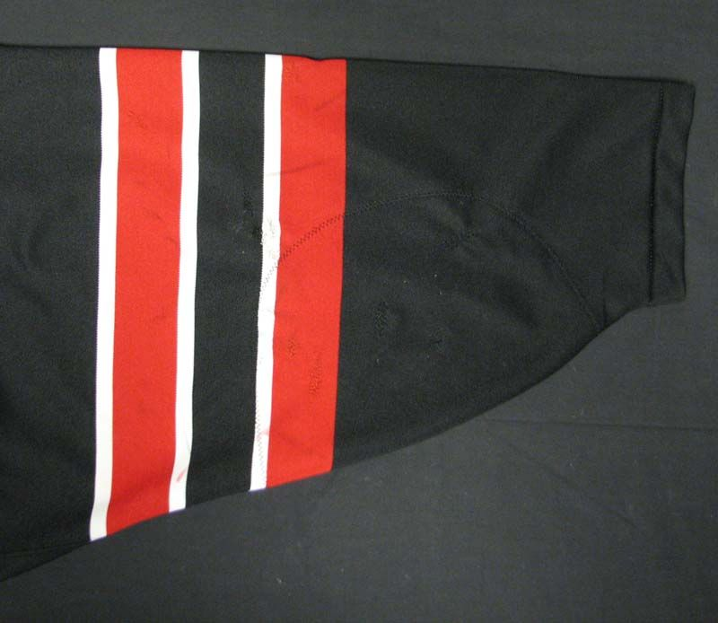 075e52f87 ... 1991-92 Chris Chelios Chicago Blackhawks Game-Used Jersey with Team LOA