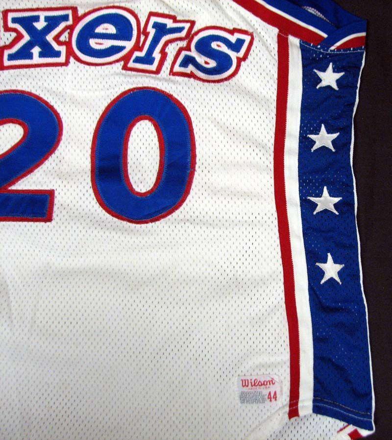 1713ea04e4b Lot Detail - 1977-78 Doug Collins Philadelphia 76ers Game-Used Home ...