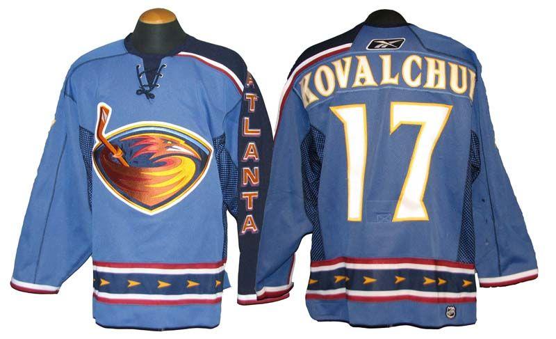 Lot Detail - 2005-06 Ilya Kovalchuk Atlanta Thrashers Game-Used Jersey f4ff79e72
