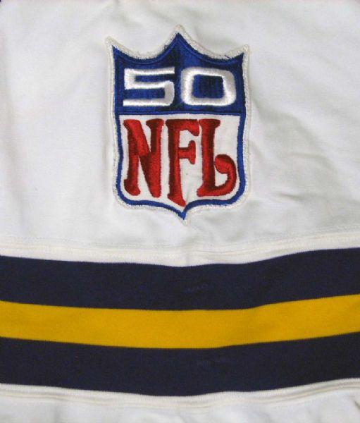 the latest b35b1 5e143 Lot Detail - 1969 Mike McGill Minnesota Vikings Game-Used ...