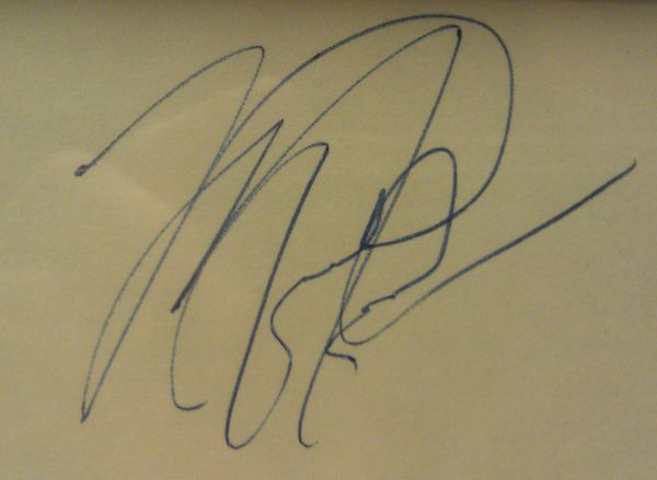 4df79158386 Lot Detail - Michael Jordan Framed Photograph and Hand Cut Signature ...