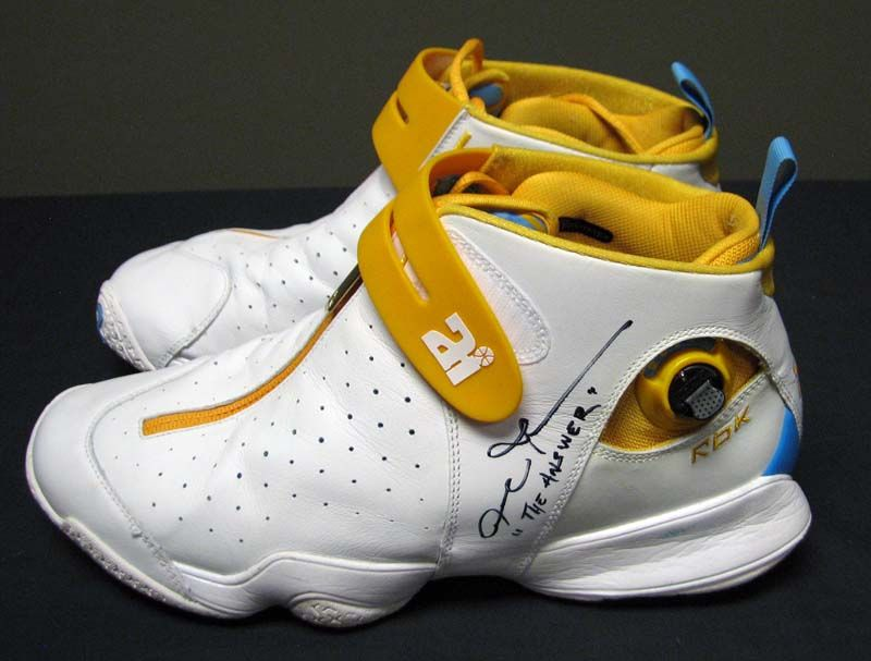 Product Description Allen Iverson 200001 NBA Most Valuable Player is one of the most