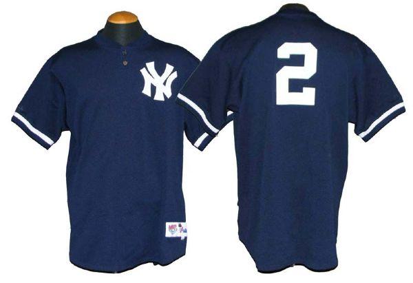 promo code 7fdef 50737 Lot Detail - 1999 Derek Jeter New York Yankees Game-Used ...