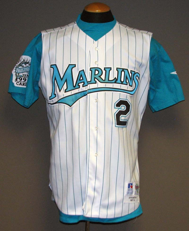 brand new 51ecc 17e0e florida marlins shirt