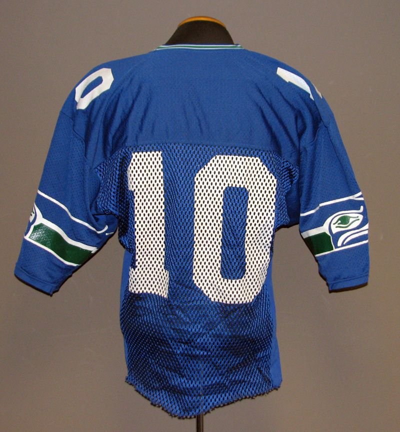 seattle seahawks jim zorn jersey