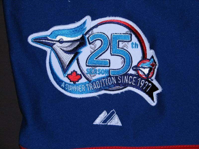 985e3de1e59 Lot Detail - 2001 Chris Carpenter Toronto Blue Jays Game-Used Jersey