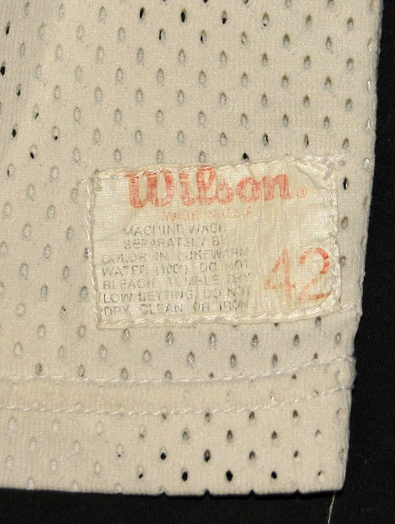 2106e431263 Lot Detail - 1987 Jim McMahon Chicago Bears Game-Used Jersey