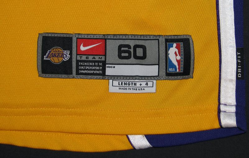 fede1b46803 Lot Detail - 2002-2003 Shaquille O Neal Los Angeles Lakers Game-Used ...