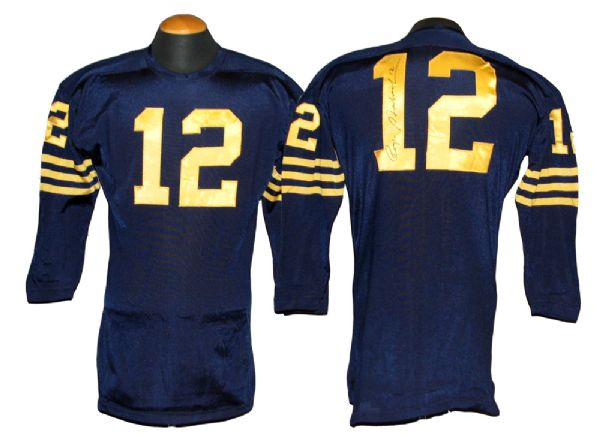 new products 09ce3 21184 Lot Detail - Exceedingly Important 1962 Roger Staubach ...
