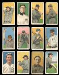 1909-11 T206 Group of (55) Including HOFers