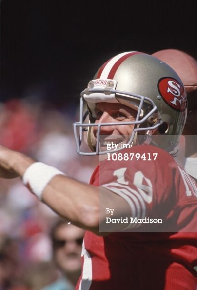 ... 1980s Joe Montana San Francisco 49ers Game-Used and Signed Helmet 0be1cec10