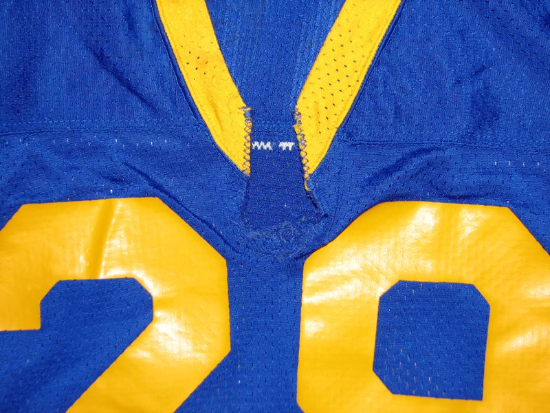 ... 1980s Eric Dickerson Los Angeles Rams Game-Used and Signed Jersey ... 6d8f7b79e