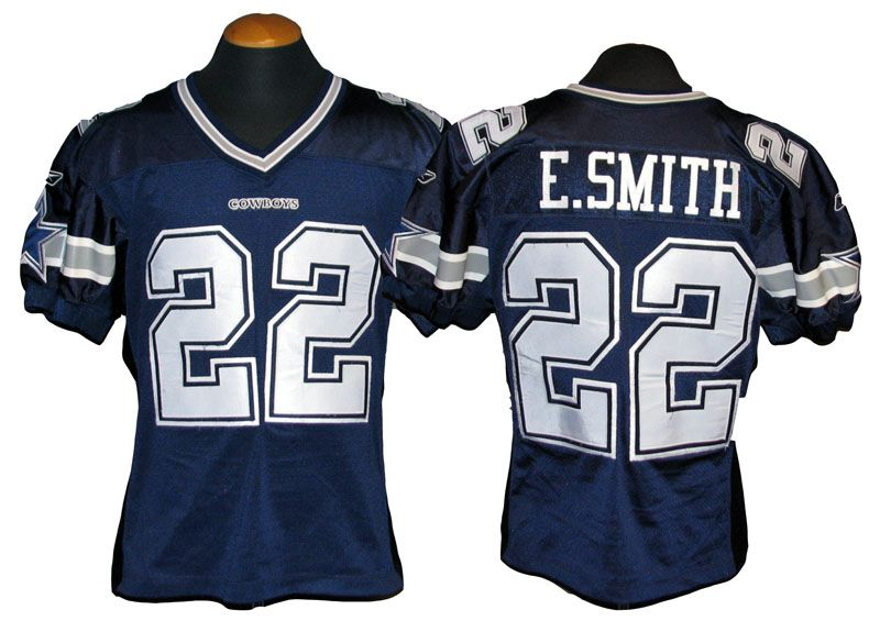 emmitt smith jersey