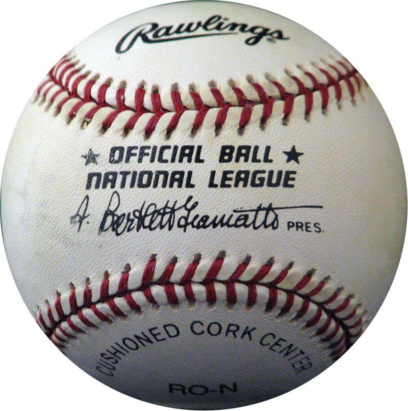 bart giamatti essay baseball