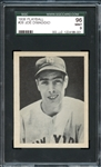 1939 Play Ball #26 Joe DiMaggio SGC 96 MINT 9