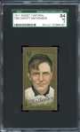 1911 T205 Gold Border Christy Mathewson SGC 84 NM 7