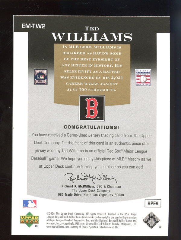 the epic transformation of ted williams At long last, the epic biography ted williams deserves—and that his fans have been waiting forwilliams was the best hitter in baseball history his batting average of 406 in 1941 has not been topped since, and no player who has hit more than five hundred home runs has a higher career batting.