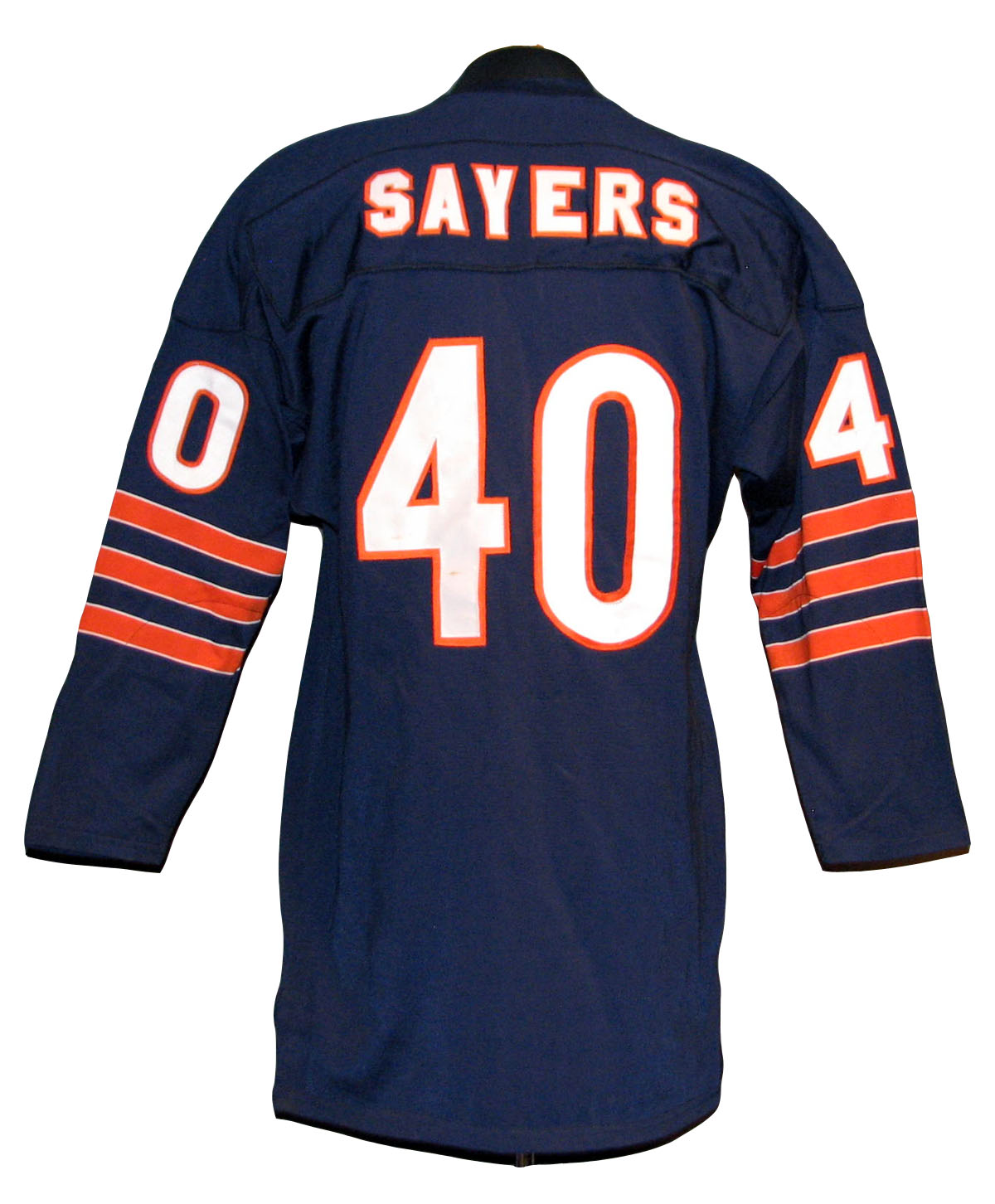 55edd0269 ... 1970-71 Gale Sayers Chicago Bears Team-Issued Potentially Game Worn  Jersey ...