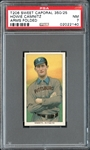 1909-11 T206 Howie Camnitz Arms Folded PSA 7 NM