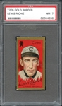 1911 T205 Gold Border Lewis Richie PSA 7 NM