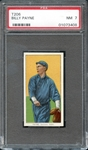 1909-11 T206 Piedmont 350-460/25 Billy Payne PSA 7 NM
