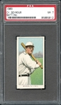 1909-11 T206 Sweet Caporal 150/25 Cy Seymour Batting PSA 7 NM