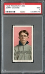1909-11 T206 Piedmont 350 Jerry Downs PSA 7 NM