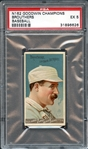 1888 N162 Goodwin Champions Brouthers PSA 5 EX