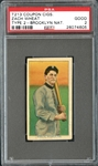 T213 Coupon Cigarettes Zach Wheat PSA 2 GOOD