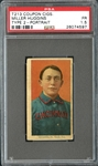 T213 Coupon Cigarettes Miller Huggins PSA 1.5 FR