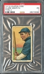 T213 Coupon Cigarettes Clark Griffith PSA 1 PR