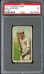 T213 Coupon Cigarettes Type I Bill Sweeney PSA 1 PR