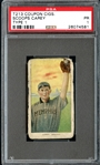 T213 Coupon Cigarettes Type I Scoops Carey PSA 1 PR