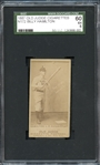 1889 Old Judge N172 Billy Hamilton SGC 60 EX 5