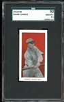 1910 E98 Frank Chance SGC 92 NM/MT+ 8.5