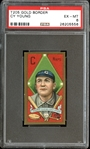 1911 T205 Gold Borders Cy Young PSA 6 EX/MT