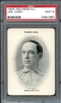 1906 Fan Craze N.L. Jas Casey PSA 9 MINT