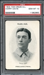 1904 Fan Craze A.L. Harry Davis PSA 10 GEM MINT