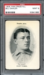 1906 Fan Craze N.L. Bill Dahlen PSA 9 MINT