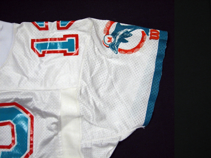 best service fa042 6370b Lot Detail - 1990s Dan Marino Miami Dolphins Game-Used and ...