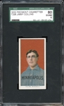 1910 Piedmont Cigarettes T206 Jimmy Collins SGC 80 EX/NM 6