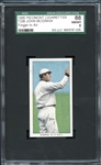 1909 T206 John McGraw Finger in Air SGC 88 NM/MT 8
