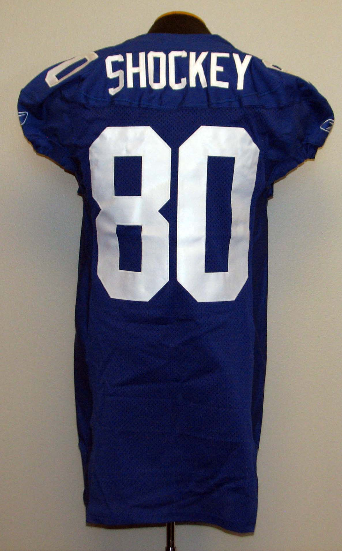 jeremy shockey new york giants jersey collections