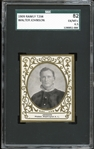 1909 T204 Ramly Walter Johnson SGC 82 EX/MT+ 6.5