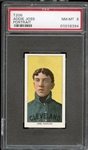 1909-11 T206 Piedmont 350/25 Addie Joss Portrait PSA 8 NM/MT