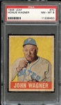 1948 Leaf #70 Honus Wagner PSA 8 NM/MT