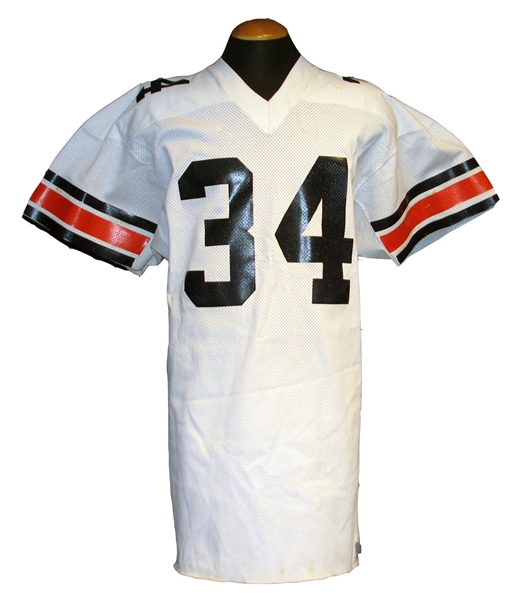 promo code 15e1e 19a35 Lot Detail - 1980s Bo Jackson Auburn Tigers Game-Used Jersey