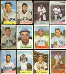 1954 Bowman Complete Set with Williams